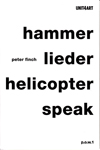 hammer lieder helicopter speak cover