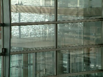 The Senedd Glass