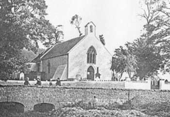 St Margaret's Church in 1867